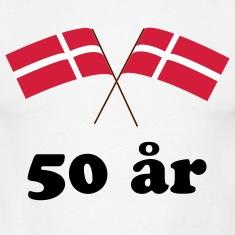 Danske-flag-Dannebrog-T-shirts